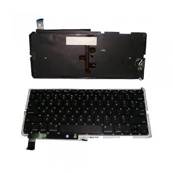 Клавиатурный модуль MacBook Pro A1286 MB985 MC371 MC723 + англ. Клавиатура