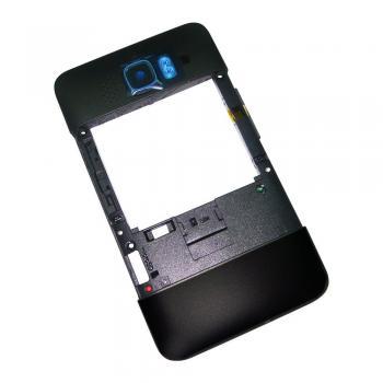 Средняя часть корпуса HTC Touch HD2 T8585 черная (оригинал 100%)