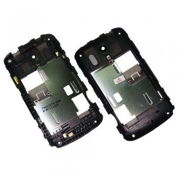 Средняя часть корпуса HTC Explorer Pico A310e черная (оригинал 100%)
