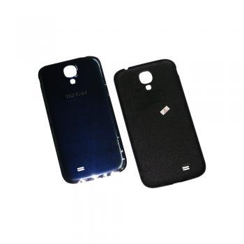 Задняя крышка корпуса Samsung i9500 Galaxy S4 синяя (оригинал 100%)