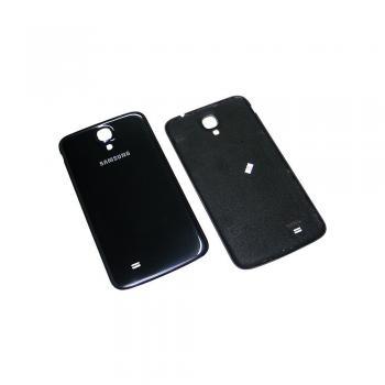 Задняя крышка корпуса Samsung i9205 Galaxy Mega 6.3 черная (оригинал 100%)