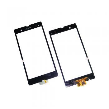 Сенсорный экран Sony C6602 C6603 C6606 L36h Xperia Z черный