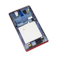 Корпус Sony Xperia E C1503 C1504 C1505 красный