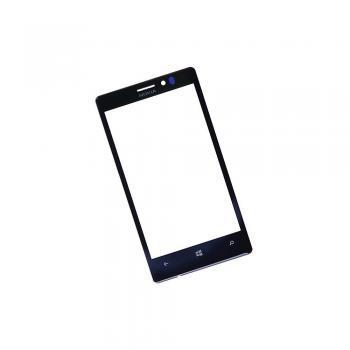 Стекло Nokia Lumia 925 черное