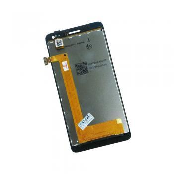 Дисплей Lenovo S660 с сенсором, черный (оригинал Китай)