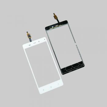 Сенсорный экран Fly iQ453 Quad Luminor белый