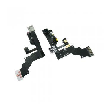 Шлейф iPhone 6 Plus + датчик приближения, 3G камера и микрофон (оригинал)