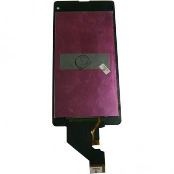 Дисплей Sony D5503 Xperia Z1 Mini с сенсором, черный