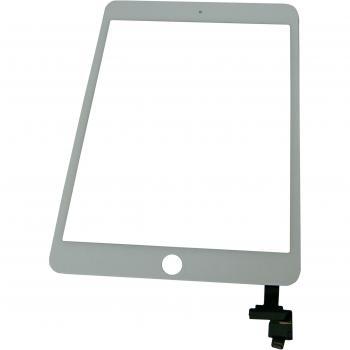 Сенсорный экран iPad Mini 3 белый + шлейф с IC контроллером