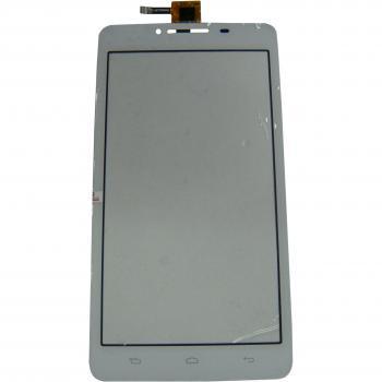 Сенсорный экран Fly iQ4601 Era Style 2 белый (оригинал Китай)