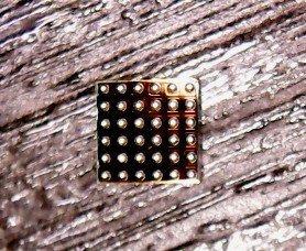 Микросхема iPhone 6 / 6 Plus 1610A2 USB контроллер - 36 pin (оригинал)