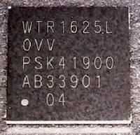 Микросхема iPhone 6 / 6 Plus WFR1625L 0VV приемо-передатчик - 164 pin (оригинал)