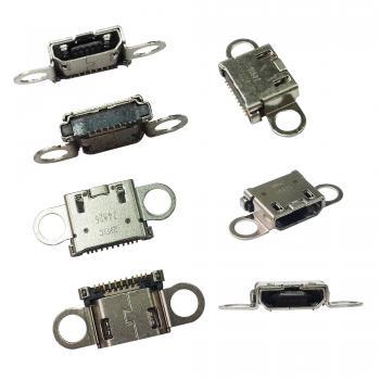 Разъем зарядки Samsung A300F Galaxy A3 A500F Galaxy A5 A700F Galaxy A7 (оригинал)
