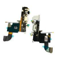 Шлейф iPhone 6S + разъемы зарядки и под наушники былые (оригинал)