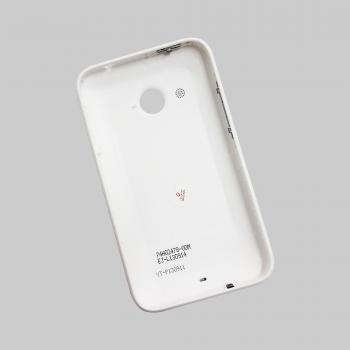 Задняя крышка корпуса HTC Desire 200 белая (оригинал 100%)