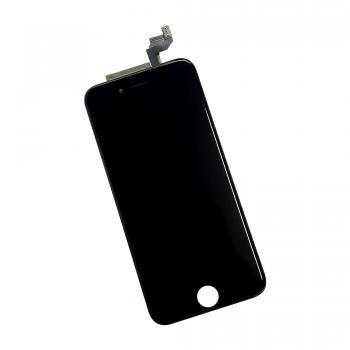 Дисплей iPhone 6S с сенсором и рамкой, черный (оригинал)