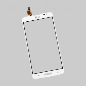 Сенсорный экран LG D680 G Pro Lite белый (оригинал Китай)