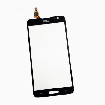 Сенсорный экран LG D680 G Pro Lite черный (оригинал Китай)