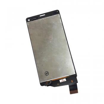 Дисплей Sony D5803 D5833 Xperia Z3 Compact с сенсором, белый (оригинальные комплектующие)