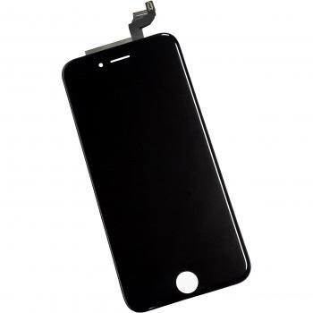 Дисплей iPhone 6S с сенсором и рамкой, черный (оригинальная матрица)