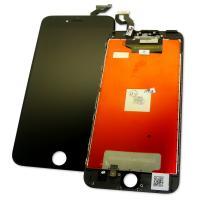 Дисплей iPhone 6S Plus с сенсором и рамкой, черный (оригинал)