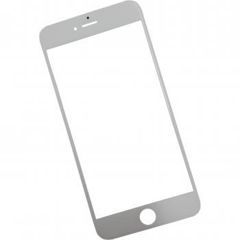 Стекло дисплея iPhone 6S Plus белое