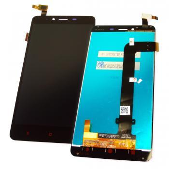 Дисплей Xiaomi Redmi Note 2 с сенсором, черный (оригинал Китай)