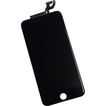 Дисплей iPhone 6S Plus с сенсором и рамкой, черный (оригинальная матрица)