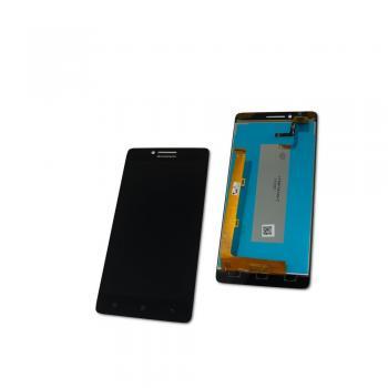 Дисплей Lenovo A6000 A6010 K3 K30T K30W с сенсором, черный (оригинальные комплектующие)