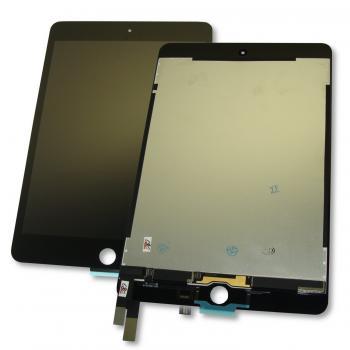 Дисплей iPad Mini 4 с сенсором, черный (оригинальные комплектующие)