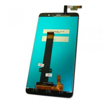Дисплей Xiaomi Redmi Note 3 и Redmi Note 3 Pro с сенсором, черный (147 * 73 мм) (оригинальные комплектующие)