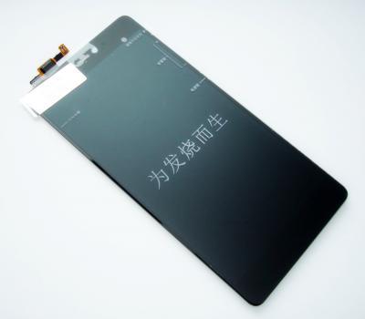 Дисплей Xiaomi Mi4C с сенсором, черный (оригинальные комплектующие)