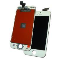 Дисплей iPhone 5 с сенсором и рамкой, белый (копия AAA)