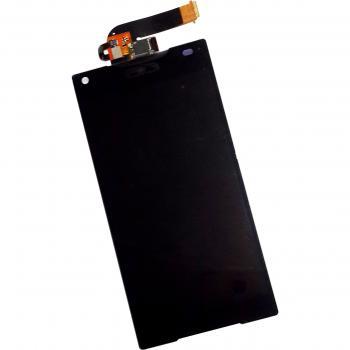 Дисплей Sony E5803 E5823 Xperia Z5 Compact с сенсором, черный (оригинал Китай)