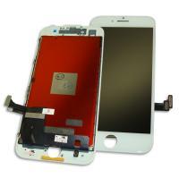Дисплей iPhone 7 с сенсором и рамкой, белый (оригинал)