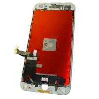 Дисплей iPhone 7 Plus с сенсором и рамкой, белый (оригинал)