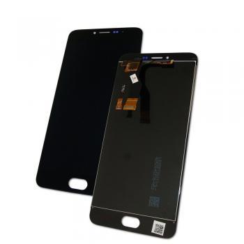 Дисплей Meizu M3 Note M681H с сенсором, черный (оригинал Китай)