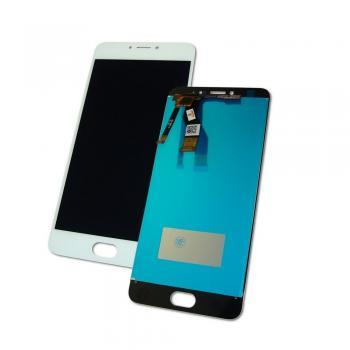 Дисплей Meizu M3 Note M681H с сенсором, белый