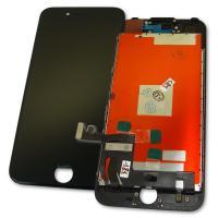Дисплей iPhone 7 с сенсором и рамкой, черный (оригинальные комплектующие)