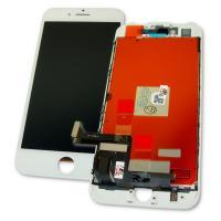 Дисплей iPhone 7 с сенсором и рамкой, белый (копия)