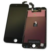 Дисплей iPhone 6 Plus с сенсором и рамкой, черный (копия AAA)