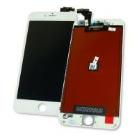 Дисплей iPhone 6 Plus с сенсором и рамкой, белый (копия AAA)