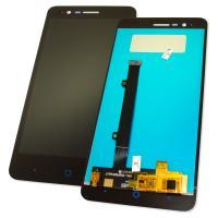 Дисплей ZTE Blade A510 с сенсором, черный (оригинальные комплектующие)