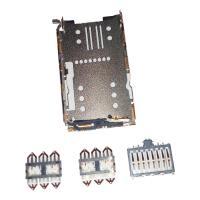 Контакты с держателем для двух SIM карт и карты памяти Meizu M3 Note M3s Mini MX5 Pro (оригинал Китай)