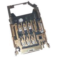 Контакты с держателем для SIM карты Nokia C2-02 (оригинал Китай)