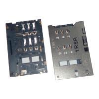 Контакты с держателем для SIM карты Nokia Asha 206 210 305 306 308 C2-00 C2-03 C2-06 (оригинал Китай)