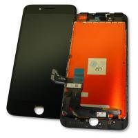 Дисплей iPhone 7 Plus с сенсором и рамкой, черный (копия)