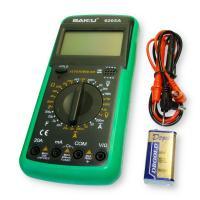 Мультиметр BK9205A с функцией отключения (ток до 20A)