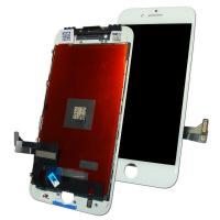 Дисплей iPhone 8 с сенсором и рамкой, белый (оригинал)