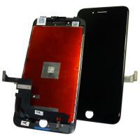 Дисплей iPhone 8 Plus с сенсором и рамкой, черный (оригинал)